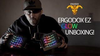 MOST AMAZING ERGODOX YET! - ERGODOX EZ GLOW REVIEW w/ Kailh Copper keyswitches