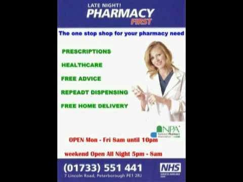 m z media pharmacy first