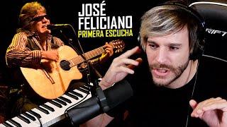 Escucho/Analizo a José Feliciano por primera vez | ShaunTrack