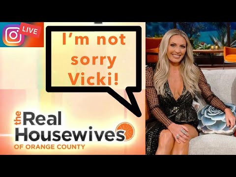 EXCLUSIVE: The Real Housewives of Orange County's Braunwyn Spills Reunion Secrets, Disses Vicki