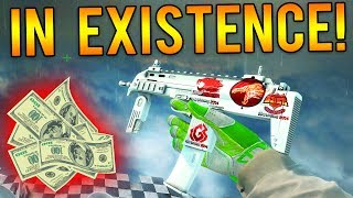 The Most Expensive Skin IN EXISTENCE For EVERY Weapon in CS:GO