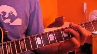 "Porcupine Tree ""Cheating the Polygraph"" guitar"
