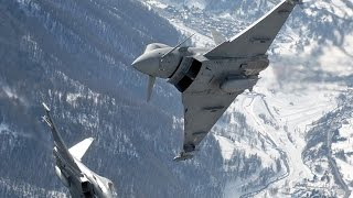 An Aviation Engineering Feat Of A Modern European Jet Fighter (Eurofighter Typhoon Ultimate)
