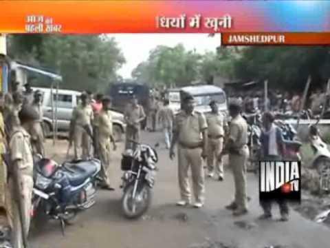 Two Killed In Encounter Near Jamshedpur