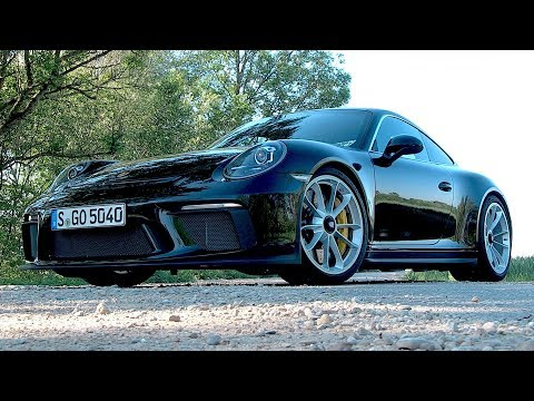 Porsche 911 GT3 Touring review--THE BEST 911