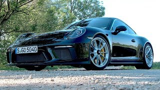 Porsche 911 GT3 Touring review--THE BEST 911
