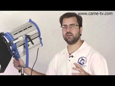 Dimmable + 100W LED Fresnel Light Offers Focusable, Cool Lighting Option Review