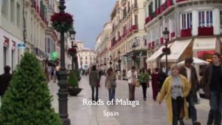 Málaga - Spanien