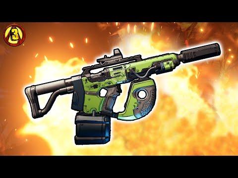 Borderlands 3   THIS GUN FING ROCKS!!!!   KAOSON