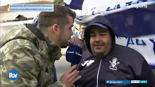 Diego REVOLUCIONÓ a Gimnasia