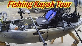 Fishing Kayak Rigging and Setup