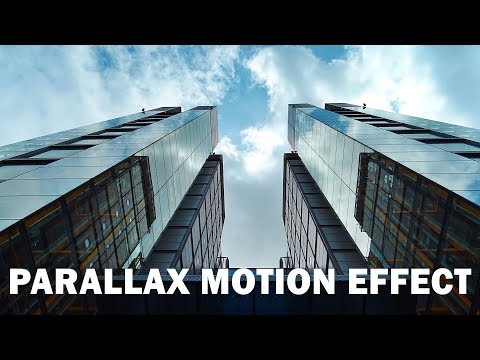 Photoshop Tutorial : Parallax Motion Effect in Photoshop thumbnail