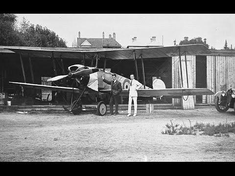 Sir Norman Brearley, aviation pioneer