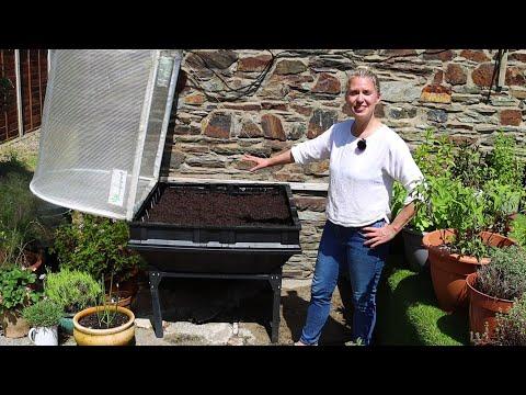 BEST Raised Garden Bed for Container Gardening