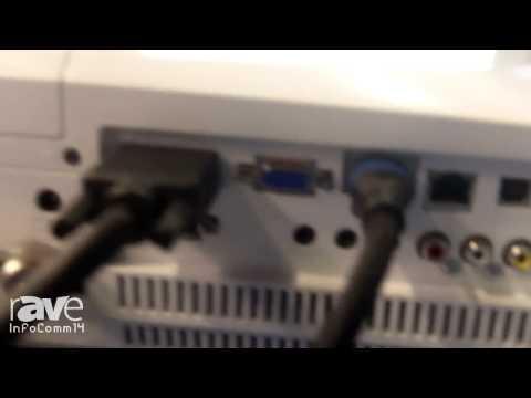 InfoComm 2014: ASK Proxima Shows its C520 XGA Projector