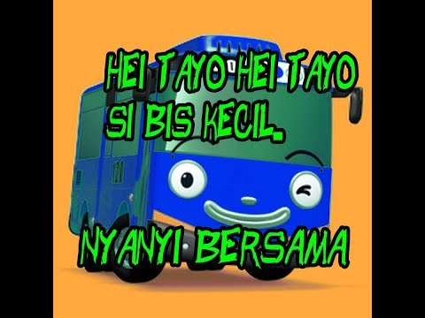Lagu Tayo-Tayo Bahasa Indonesia#Kids Now