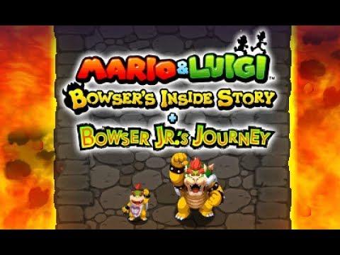 Mario Luigi Bowser S Inside Story Bowser Jr S Journey Nintendo