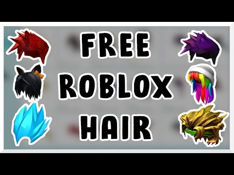 How to Get FREE Hair on Roblox | How to Get FREE Roblox Hair | How to Get Roblox Hair For Free 2020 thumbnail