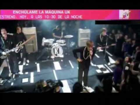 The Hives-Tick Tick Boom MTV live Part 5