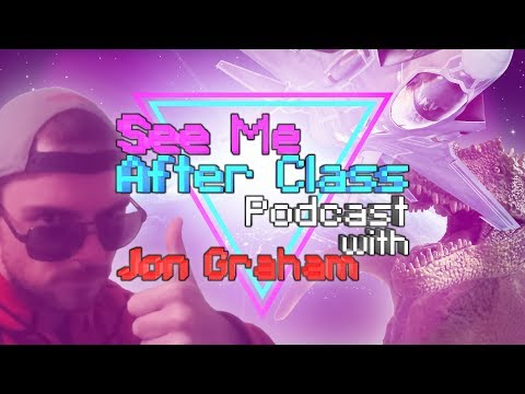 See Me After Class (Podcast) - Episode #008: YouTube Heroes, Ice Cream Cops, I.D. Checks, Depression