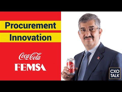 Intelligent Procurement Management at Coca-Cola FEMSA (SAP Ariba and CxOTalk)