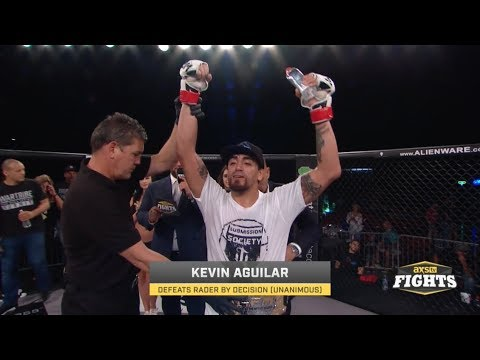 Aguilar Shuts Out Rader to Retain the Title | LFA 18 Highlights