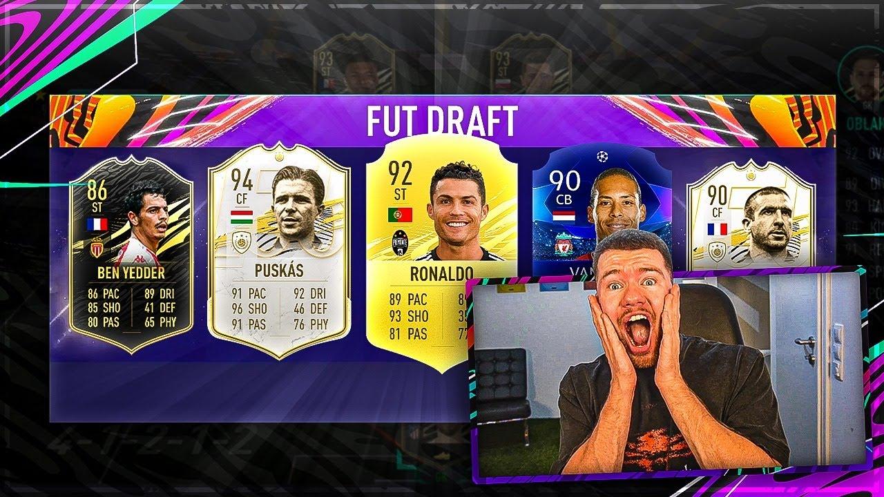 FIFA 21: MEIN ERSTES FUT DRAFT ??