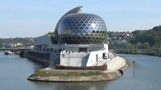 パリ郊外に複合音楽施設「ラ・セーヌ・ミュジカル」 坂茂さん設計