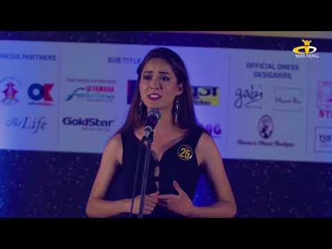 Miss Nepal 2018 Talent Round Shrinkhala Khatiwada