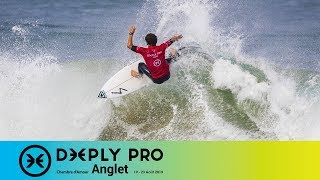 Pumping Surf, Big Airs, Massive Upsets, 2019 Deeply Pro Anglet Highlights