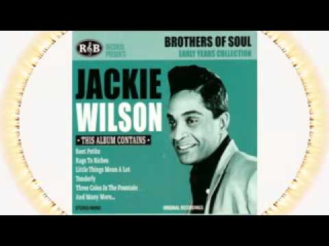 Jackie Wilson - Little Things Mean A Lot