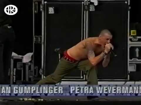 Linkin Park - One Step Closer (Rock im Park 2001)