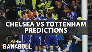 Chelsea Vs Tottenham   Soccer Picks & Predictions   Sat 26th Nov.