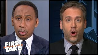 Stephen A. and Max react to the Matthew Stafford-Jared Goff trade   First Take