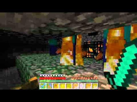 Minecraft Level 33 Diamond Sword Enchantment - YouTube