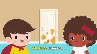 ABC Lied | Alphabet auf Deutsch für Kinder | Alphabet von Papumba und ABC Toyland