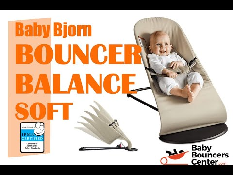 Baby Bjorn Bouncer - See Why it's So Popular!