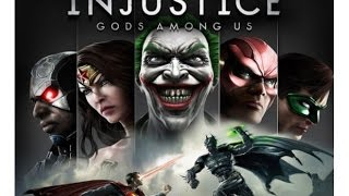 Injustice: Gods Among Us Ultimate Edition Gameplay Part 1