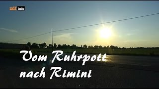 Vom Ruhrpott nach Rimini - Doku, ZDF, 2014