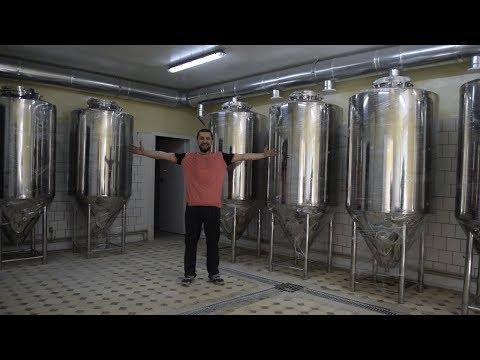 Открываем пивоварню №8 Оборудование