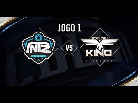INTZ Genesis x Operation Kino (Jogo 1 - Dia 1) - Série de Promoção