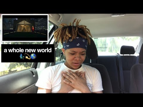 ZAYN Zhavia Ward - A Whole New World REACTION