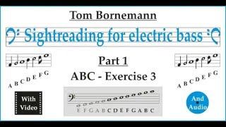 Tom Bornemann: Sightreading ABC 1 - Exercise 3