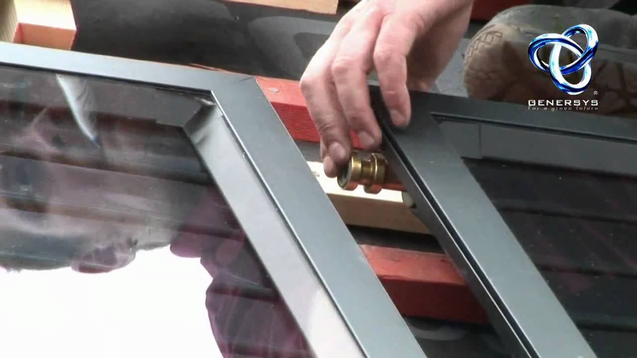 Solar panel installation, for installers (HD) pt 1 / 2