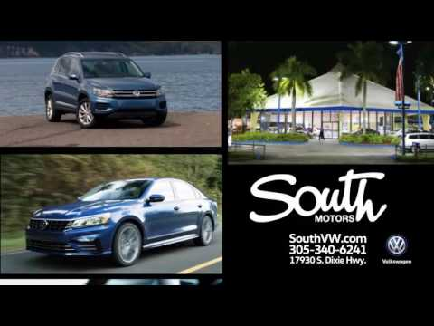 South Motors Volkswagen July Television Commercial