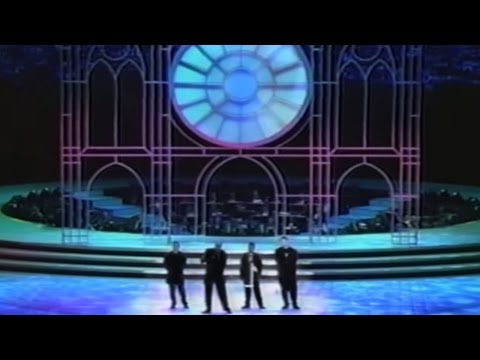 All-4-One - 'Someday' from 'The Hunchback of Notre Dame'  Live 1996