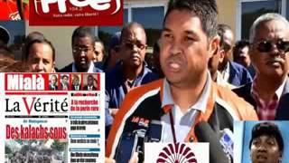 Air Madagascar. NY MARINA Free FM 16 06 2015