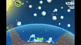 Angry Birds Space - Pig Bang - Level 1-18 - 3 Stars - Walkthrough - HD1080p