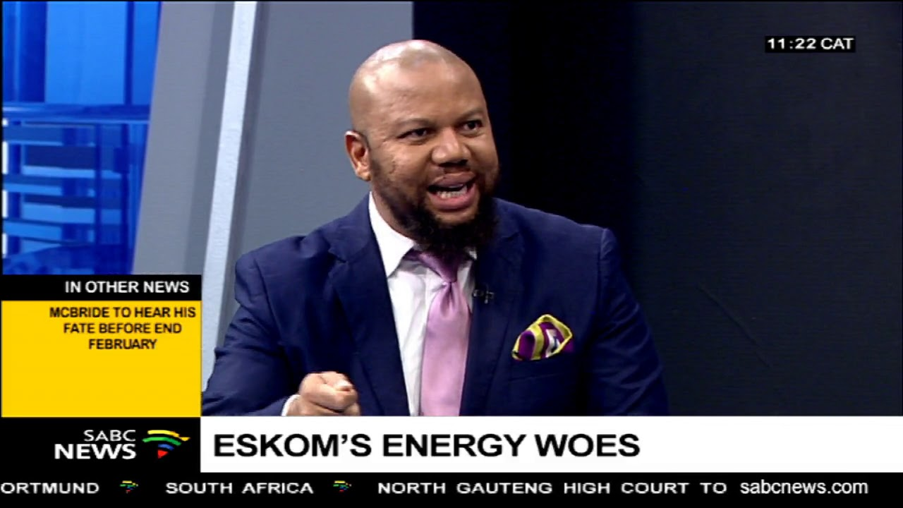 Eskom is technically insolvent - SABC News - Breaking news, special