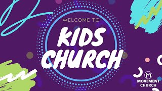 Kids Church 1.3.21